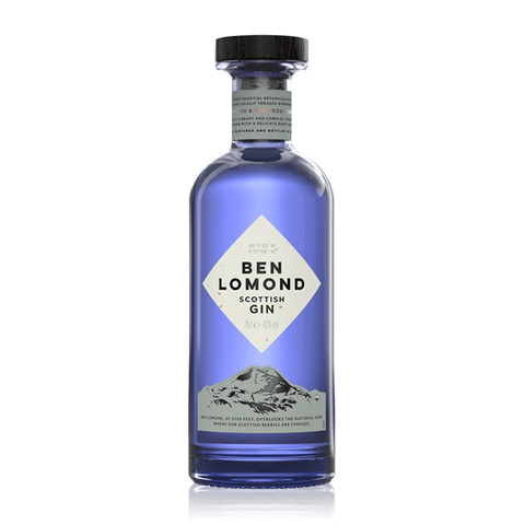 Ben Lomond Scottish Gin - 70cl