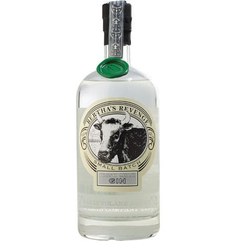 Bertha's Revenge Irish Milk Gin - 70cl