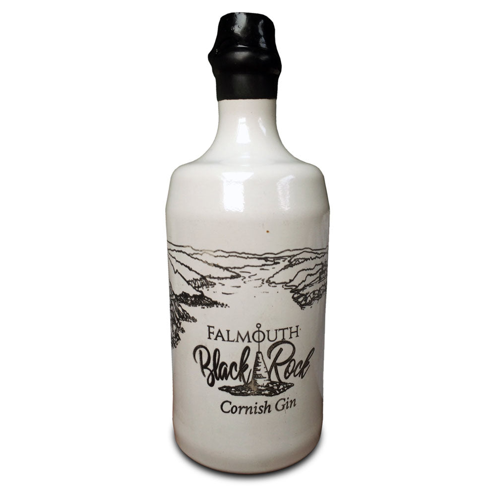 Falmouth Black Rock Cornish Gin - 70cl