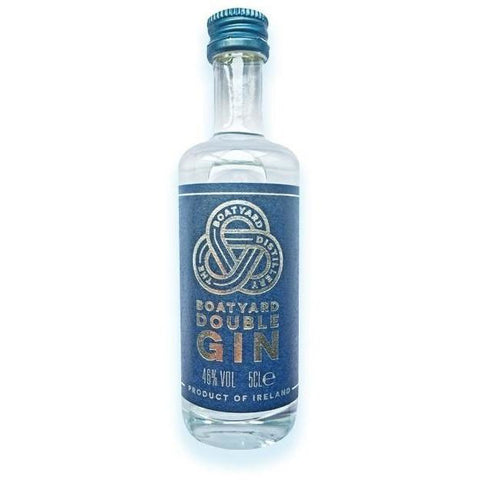 Boatyard Double Gin Miniature - 5cl