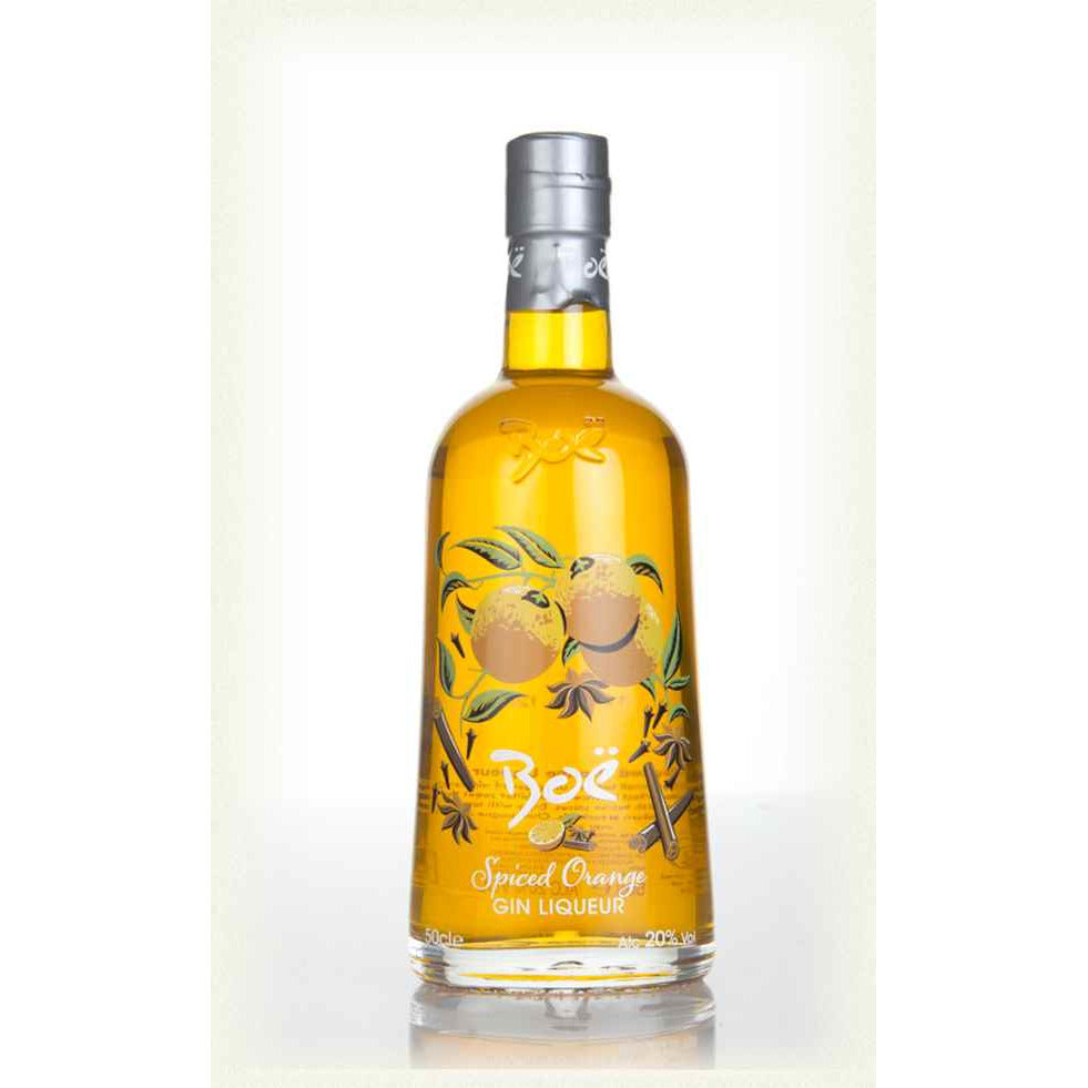 Boe Spiced Orange Gin Liqueur - 50cl