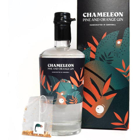 Chameleon Orange & Pine Gin - 50cl