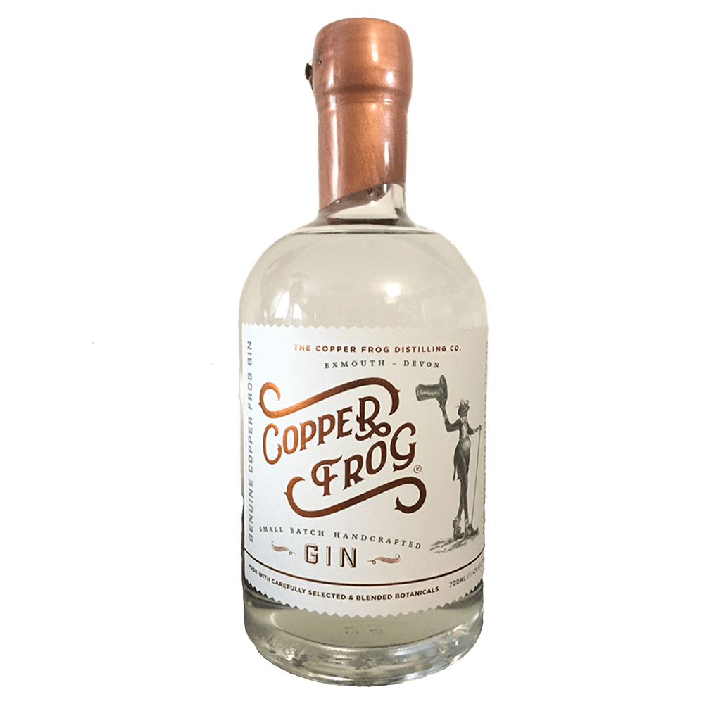 Copper Frog Gin - 70cl