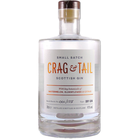 Crag & Tail Gin - 70cl