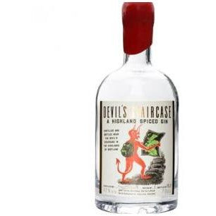 Devil's Staircase Highland Spiced Gin - 70cl