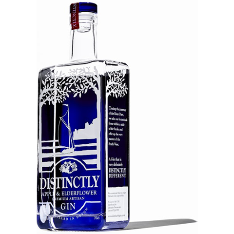 Distinctly Dartmouth Gin - 70cl