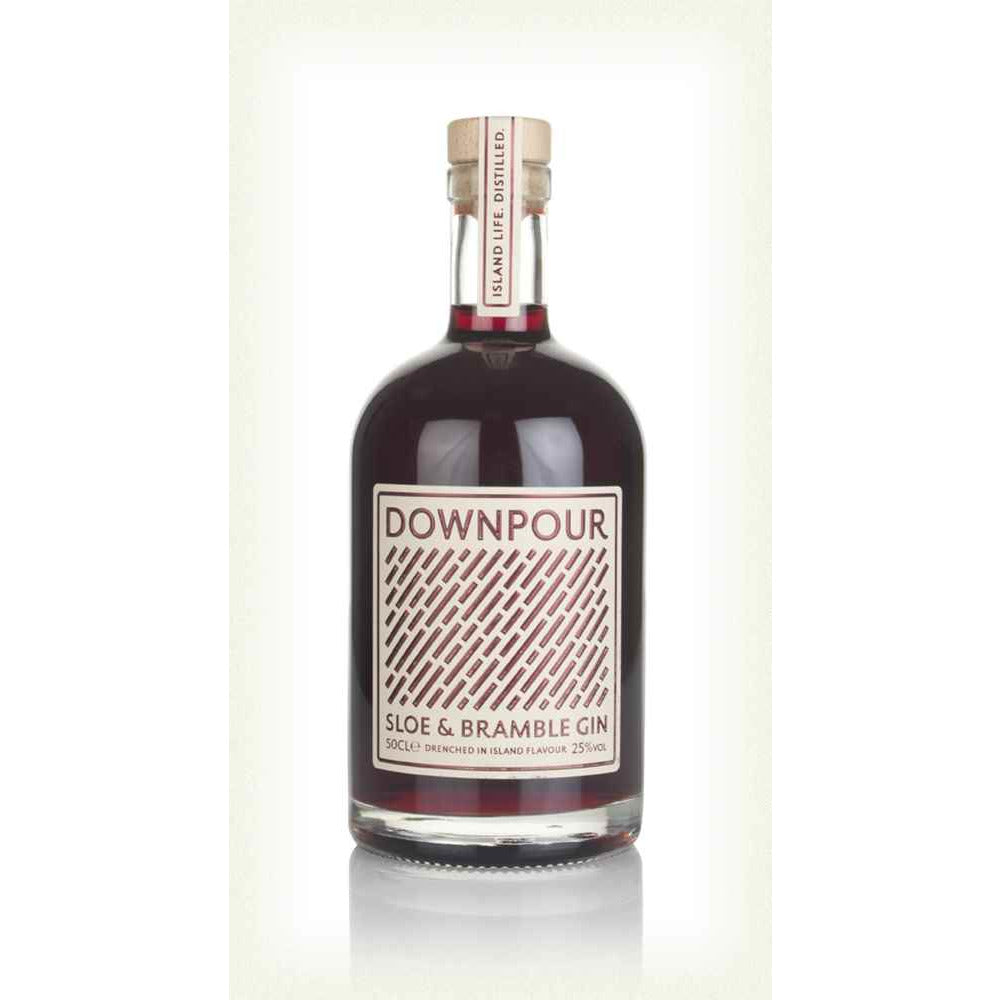 Downpour Scottish Sloe & Bramble Gin Liqueur - 50cl