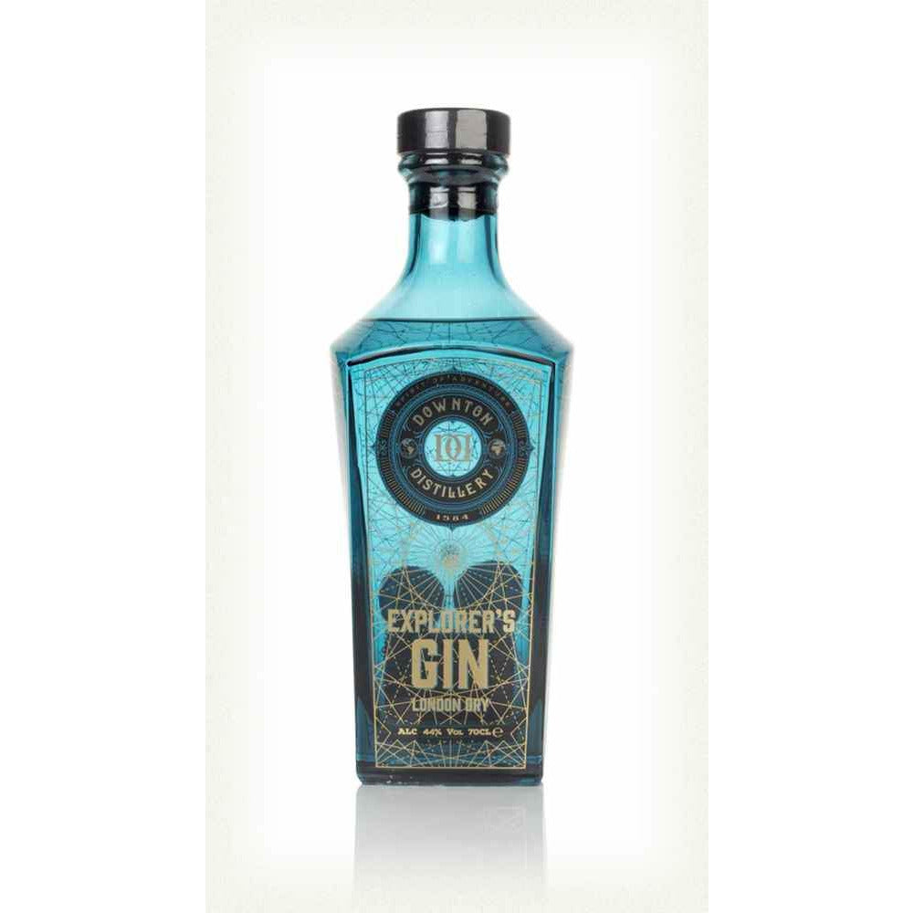 Downton Distillery Explorer's Gin - 70cl