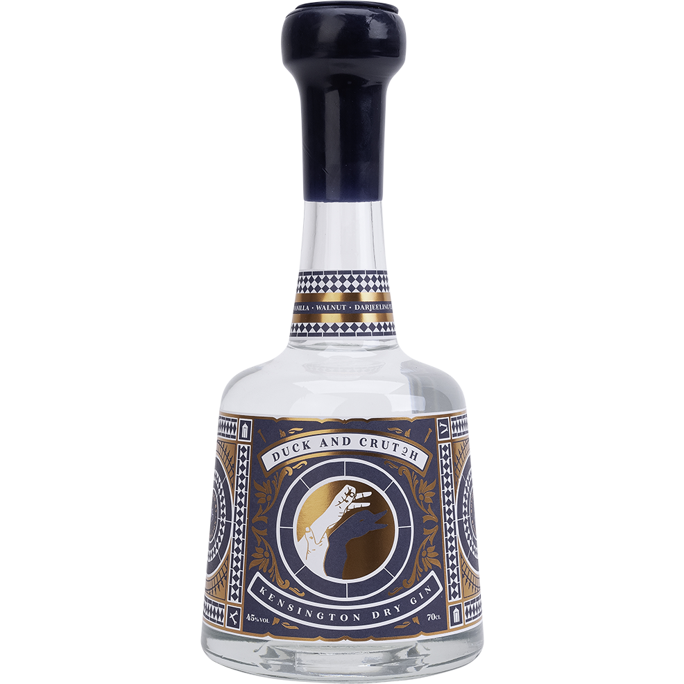 Duck and Crutch Kensington Gin - 70cl