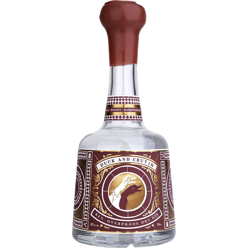 Duck and Crutch Kensington Overproof Gin - 70cl
