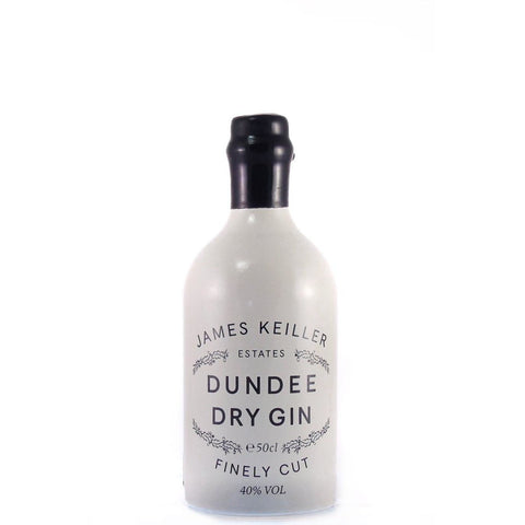 James Keiller Estates Dundee Dry Gin - 50cl