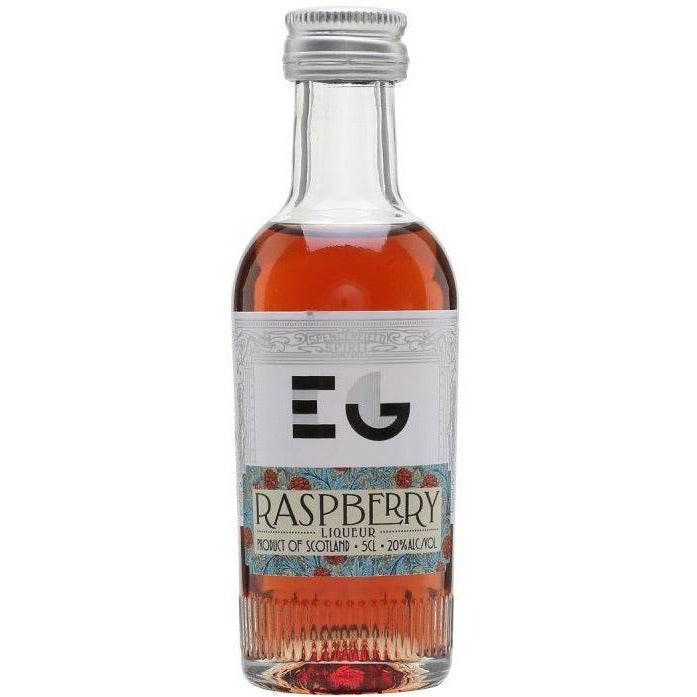 Edinburgh Raspberry Gin Liqueur Miniature - 5cl