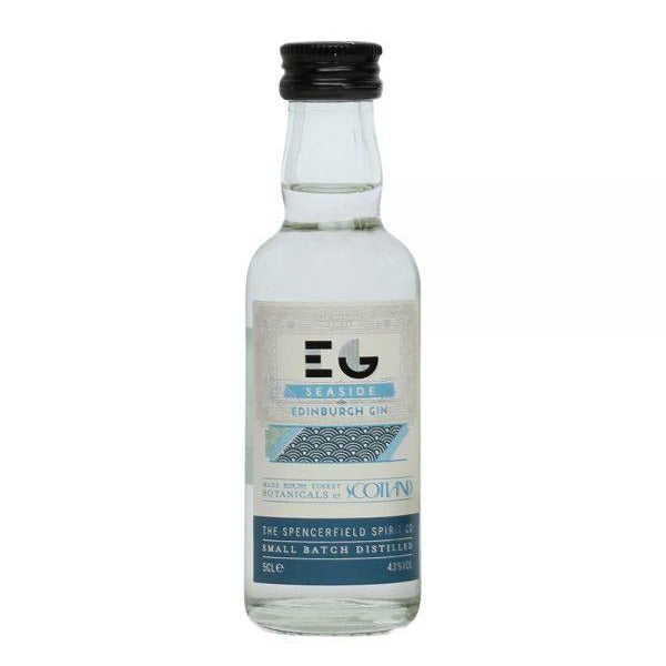 Edinburgh Seaside Gin Miniature - 5cl