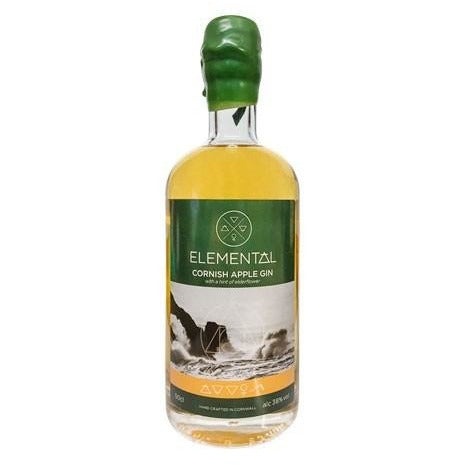 Elemental Cornish Apple Gin - 50cl