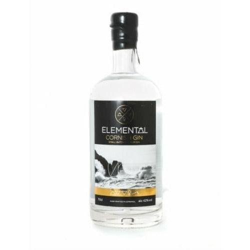 Elemental Cornish Gin - 35cl