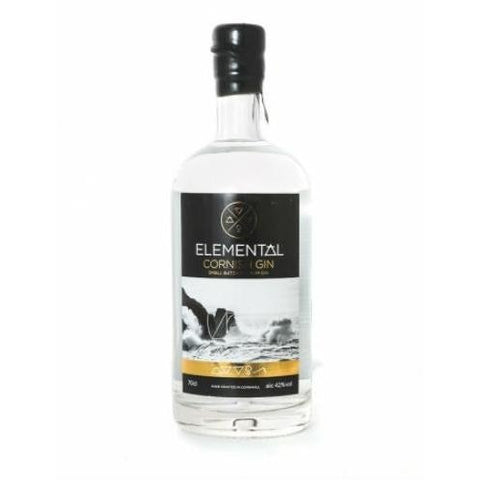 Elemental Cornish Gin - 70cl
