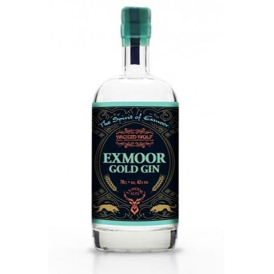 Exmoor Gold Gin - 70cl
