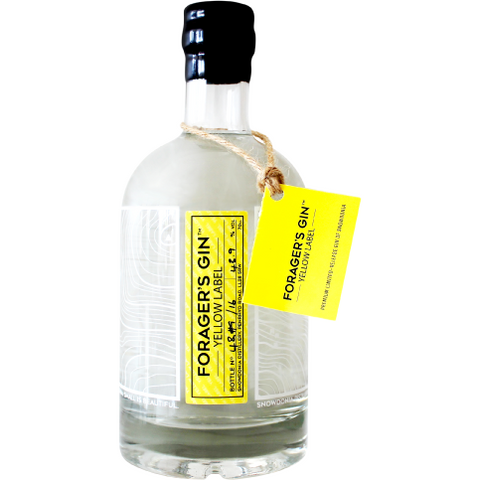 Forager's Gin - Yellow Label