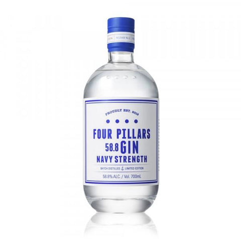 Four Pillars Navy Strength Gin - 70cl