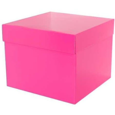 Small Fuchsia Pink Gift Box