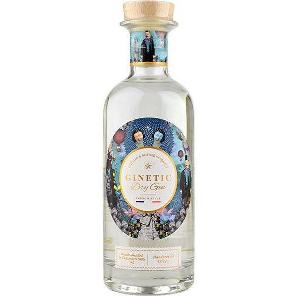 Ginetic Dry Gin - 70cl