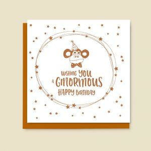 Ginormous Happy Birthday Greetings Card