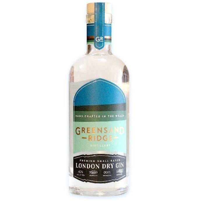 Greensand Ridge London Dry Gin - 70cl