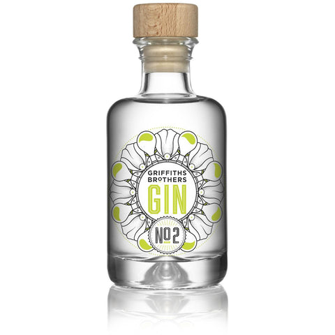 Griffiths Brothers No. 2 Gin - 10cl