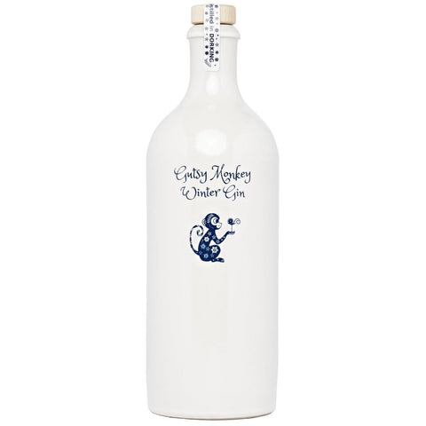 Gutsy Monkey Winter Gin - 70cl