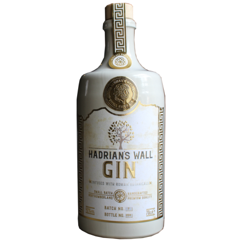 Hadrian's Wall Gin - 70cl