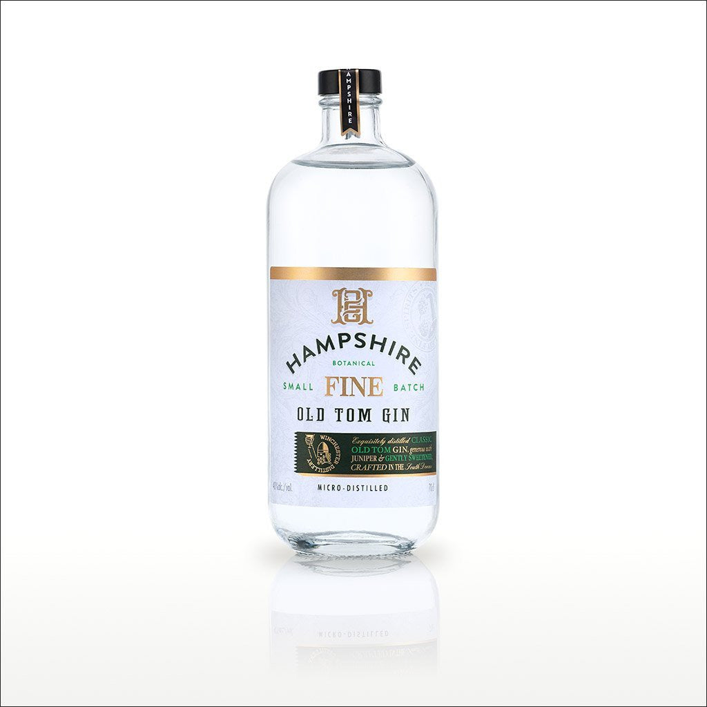 Hampshire Fine Old Tom Gin - 70cl