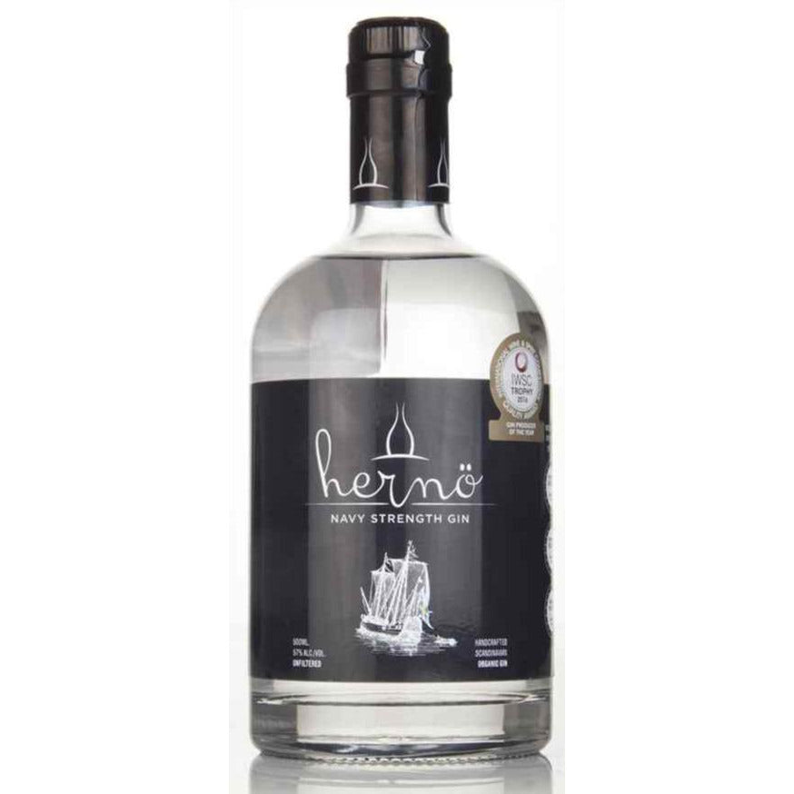 Herno Navy Strength Gin - 50cl