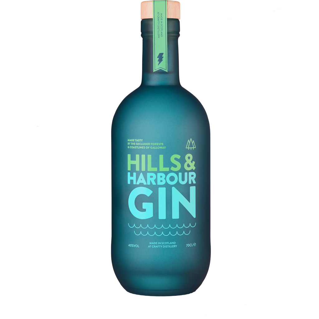 Hills and Harbour Gin - 70cl