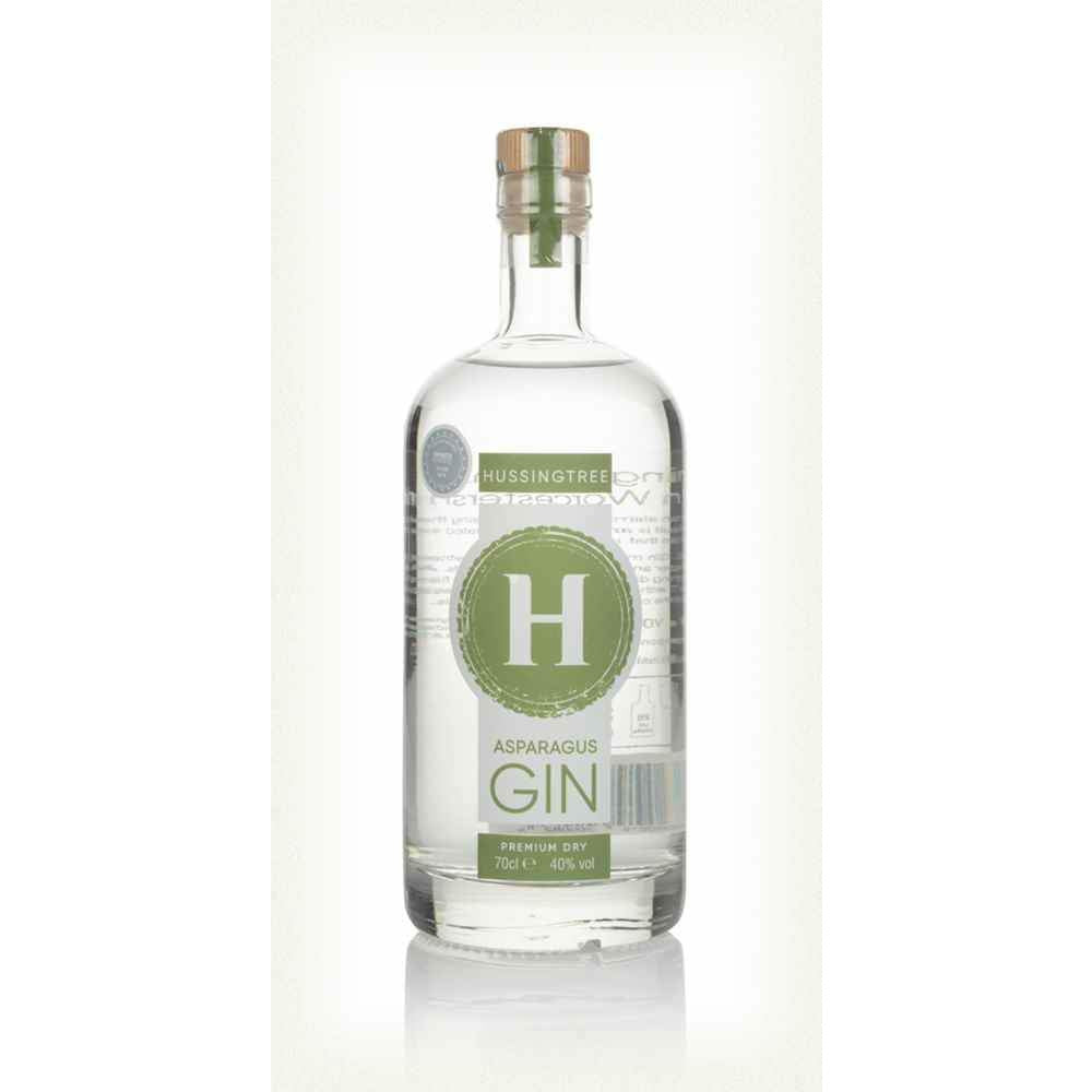 Hussingtree Asparagus Gin - 70cl