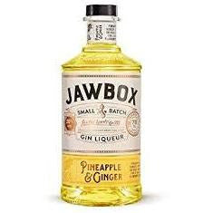 Jawbox Pineapple & Ginger Gin - 70cl