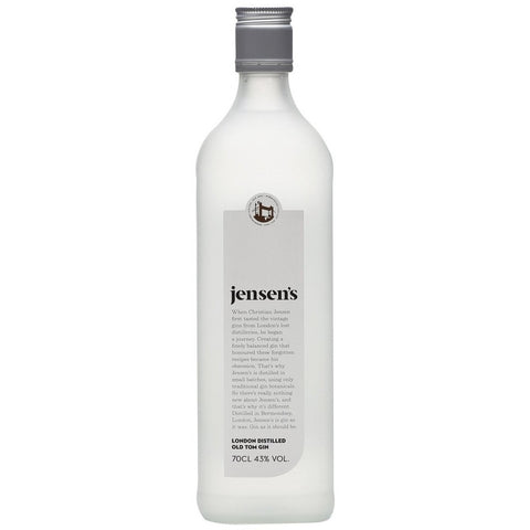 Jensen's Old Tom Gin - 70cl