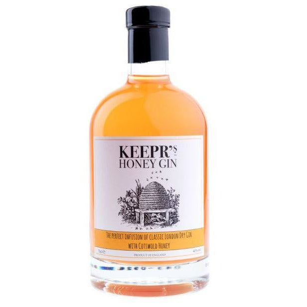 Keepr's Cotswold Honey Gin - 70cl