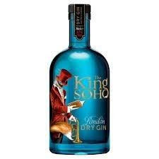 The King of Soho Gin - 70cl