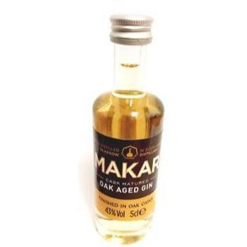 Makar Oak Gin Miniature - 5cl