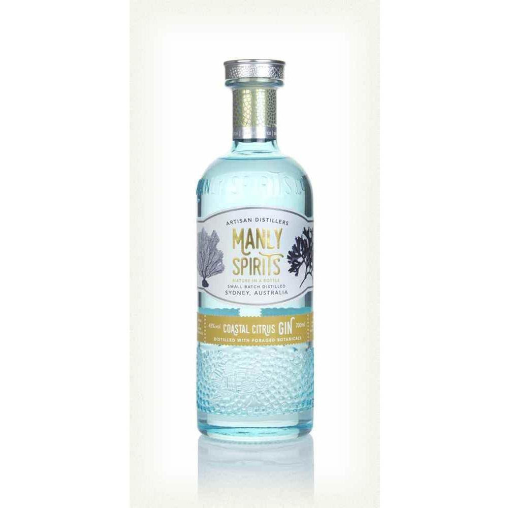 Manly Spirits Australian Coastal Gin - 70cl