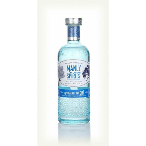 Manly Spirits Australian Dry Gin - 70cl