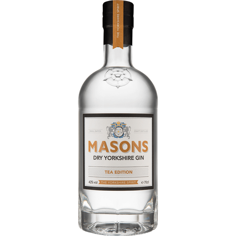 Masons Yorkshire Gin - Tea Edition - 70cl