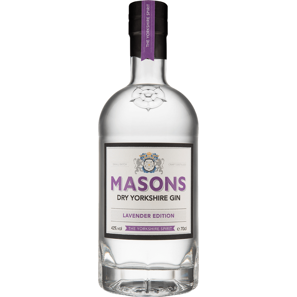 Masons Yorkshire Gin - Lavender Edition - 70cl