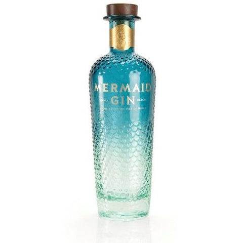 Wight Mermaids Gin - 70cl