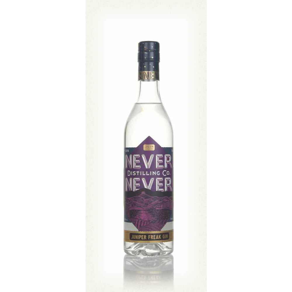 Never Never Juniper Freak Gin - 50cl