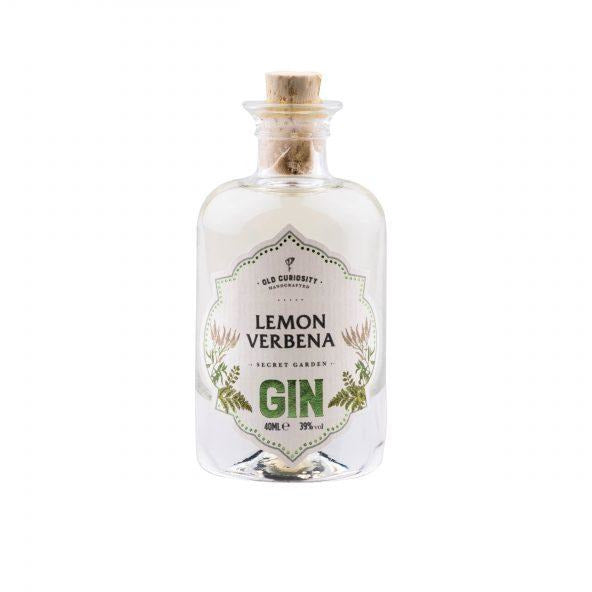 Old Curiosity Lemon Verbena Gin Miniature - 4cl