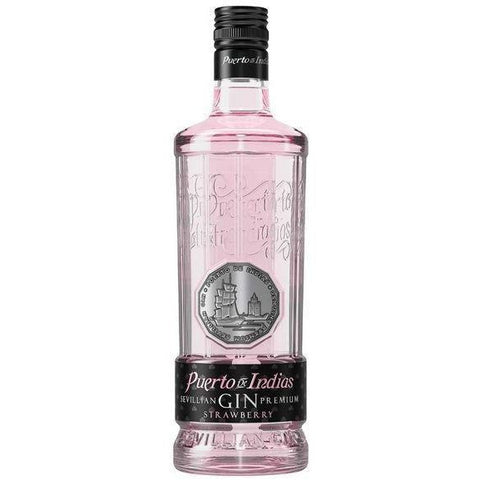 Puerto de Indias Strawberry Gin - 70cl