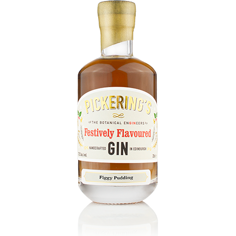 Pickering's Figgy Pudding Gin - 20cl