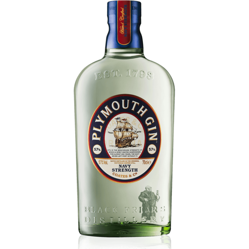 Plymouth Navy Strength Gin - 70cl