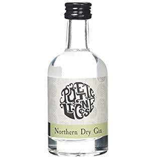 Poetic License Northern Dry Gin - 5cl